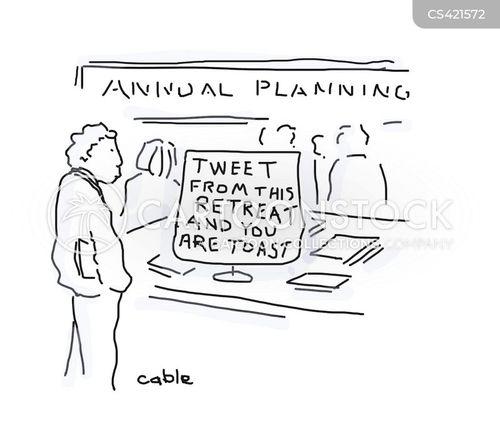 corporate secrets cartoon