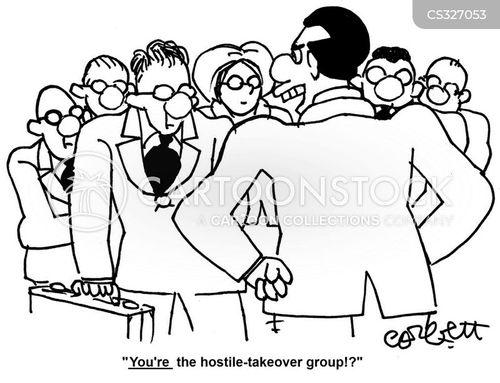 meekness cartoon