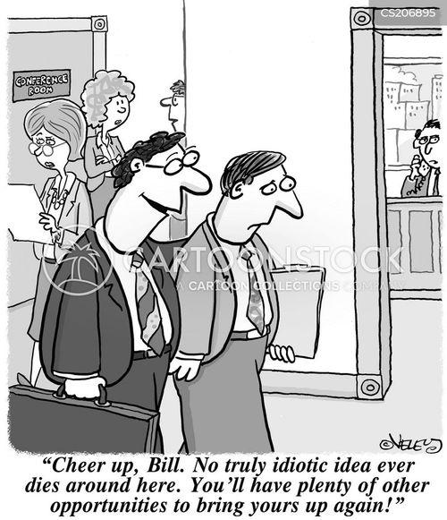 foolish ideas cartoon