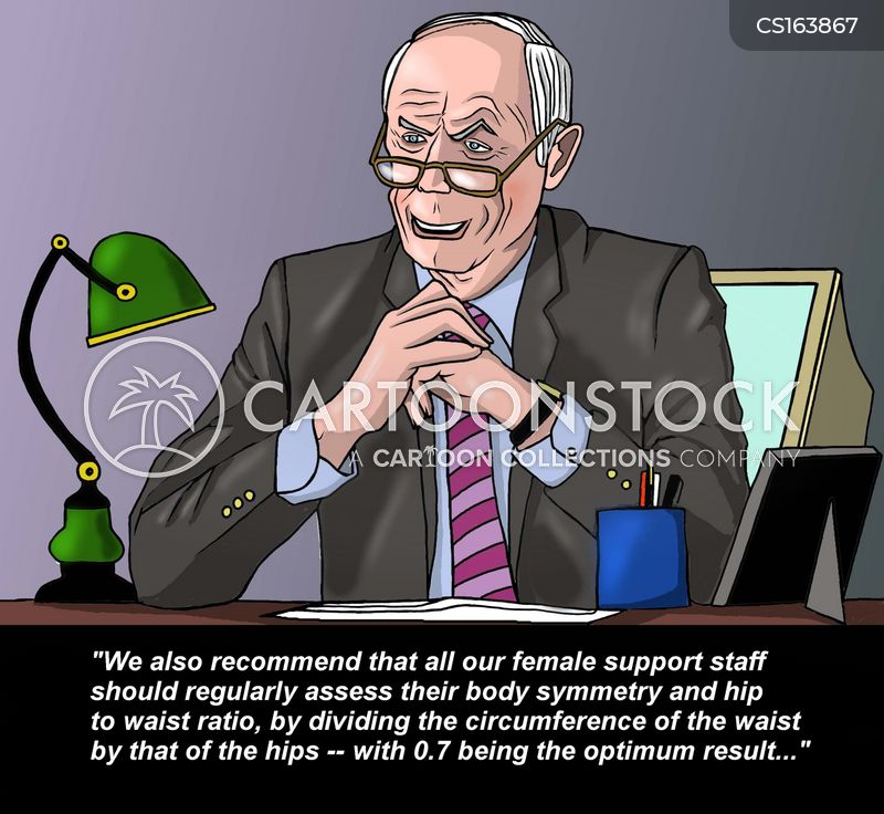 support staff cartoon