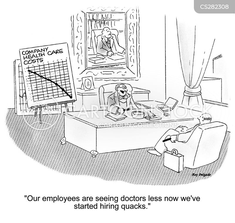 health cares cartoon