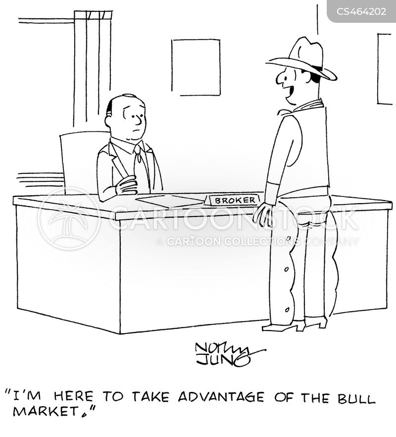 bull rider cartoon