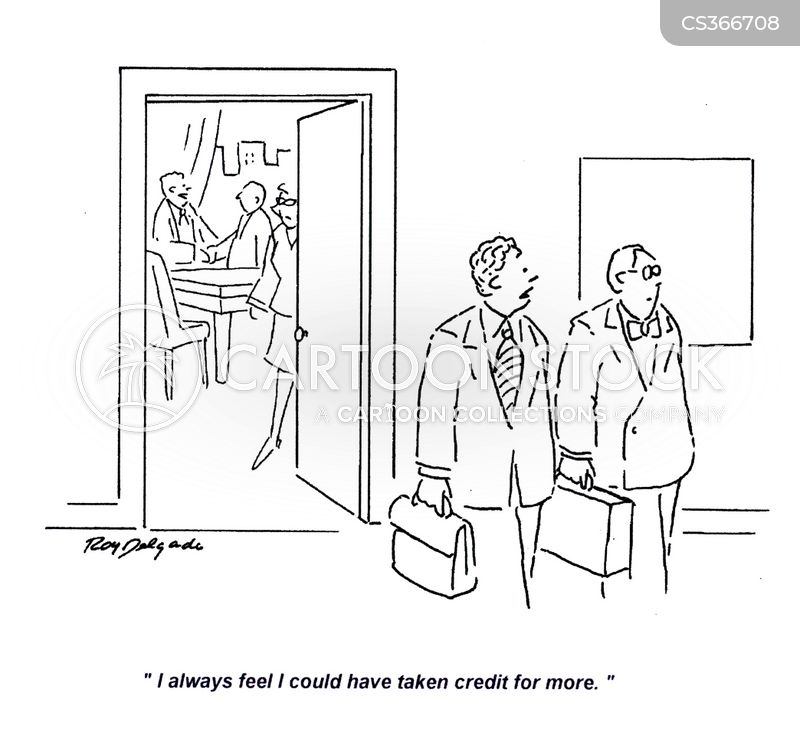 valued employees cartoon