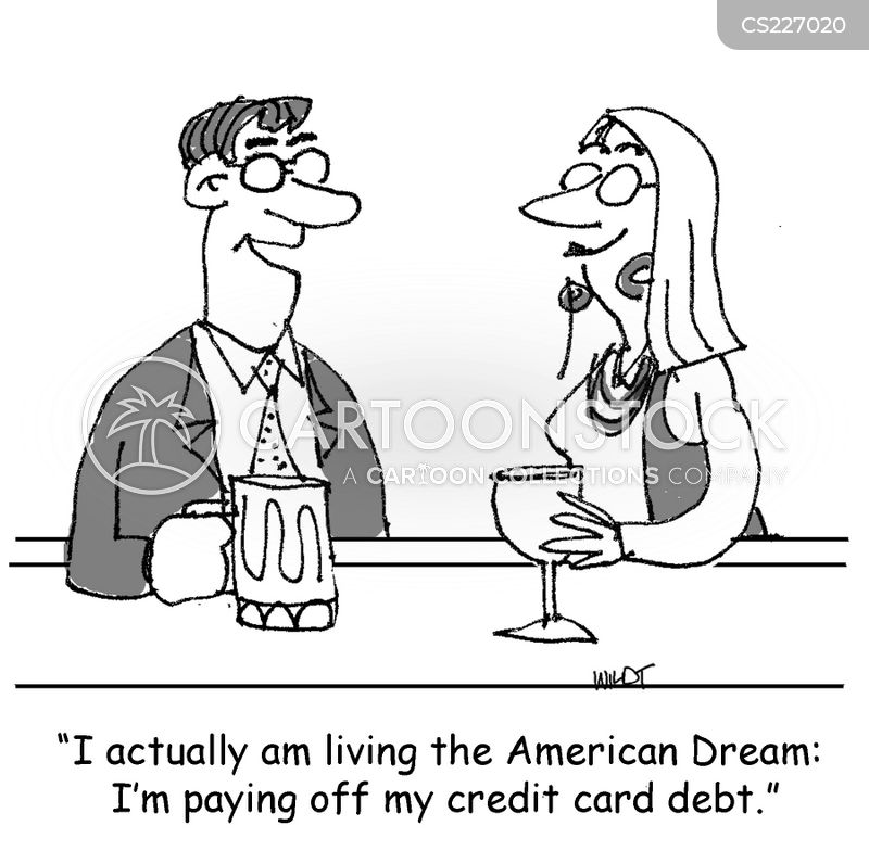 living the dream cartoon