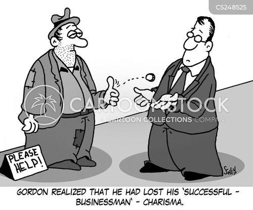 persona cartoon