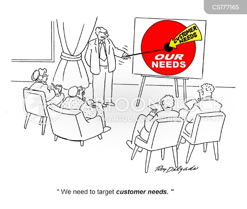 requirement cartoon