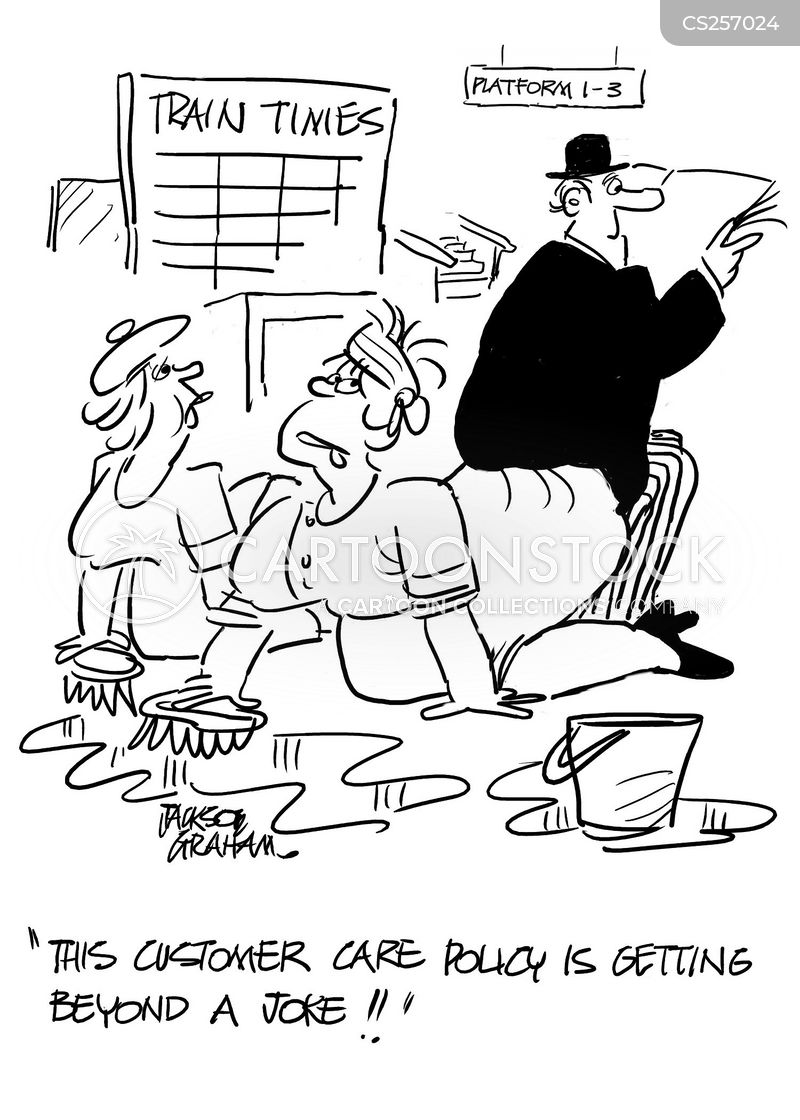 charters cartoon