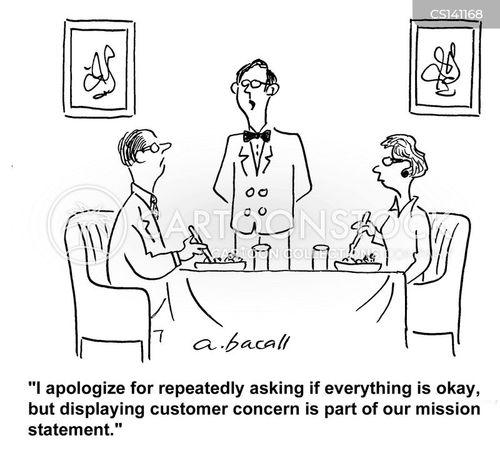 mission statement cartoon