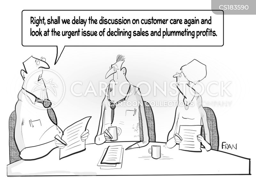 urgent cartoon