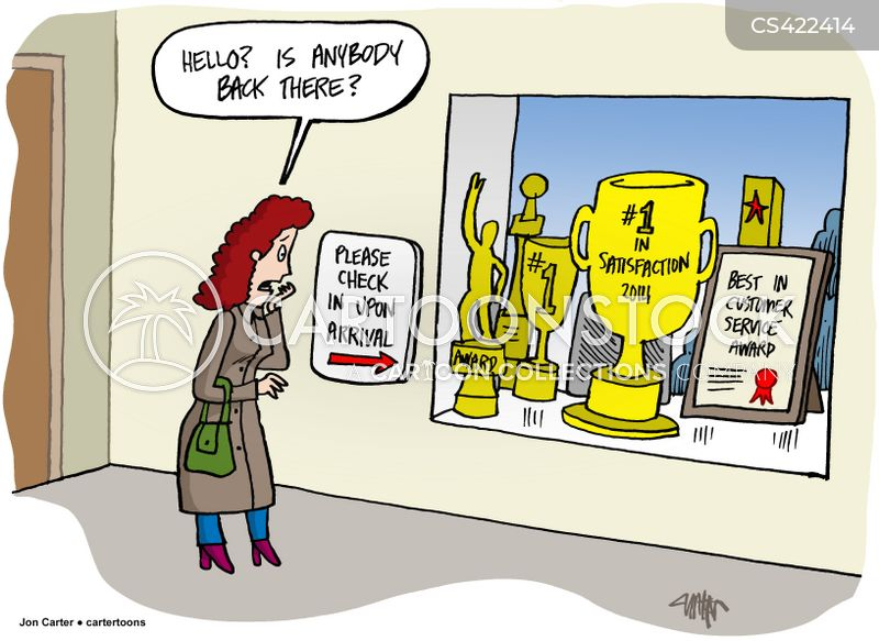 prize winner cartoon