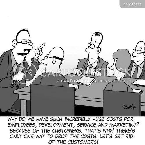development costs cartoon