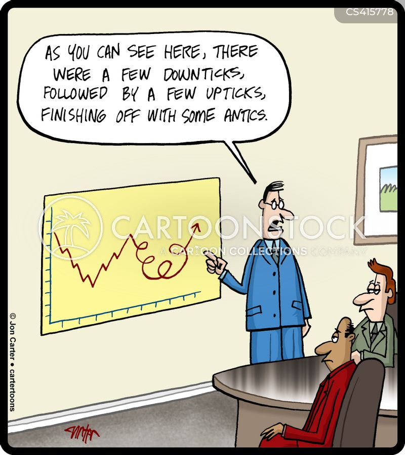 uptick cartoon