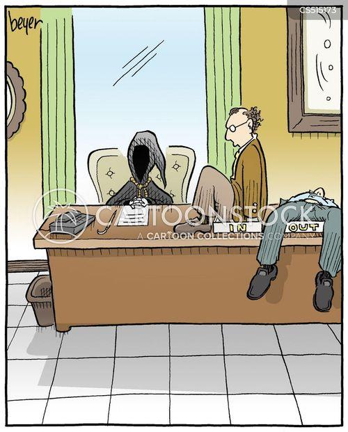 full inbox cartoon