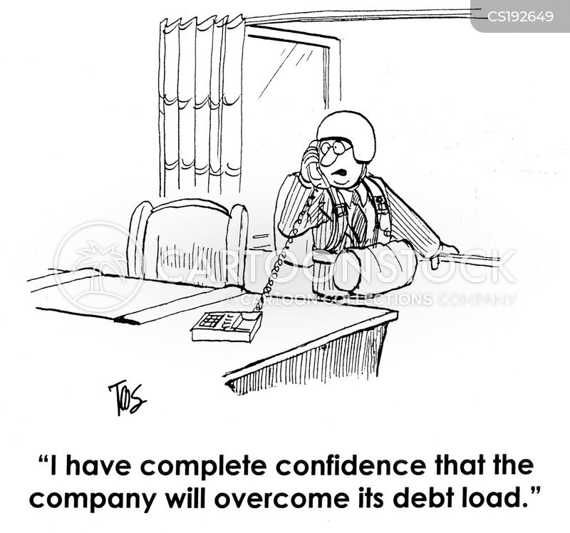 business humor cartoon