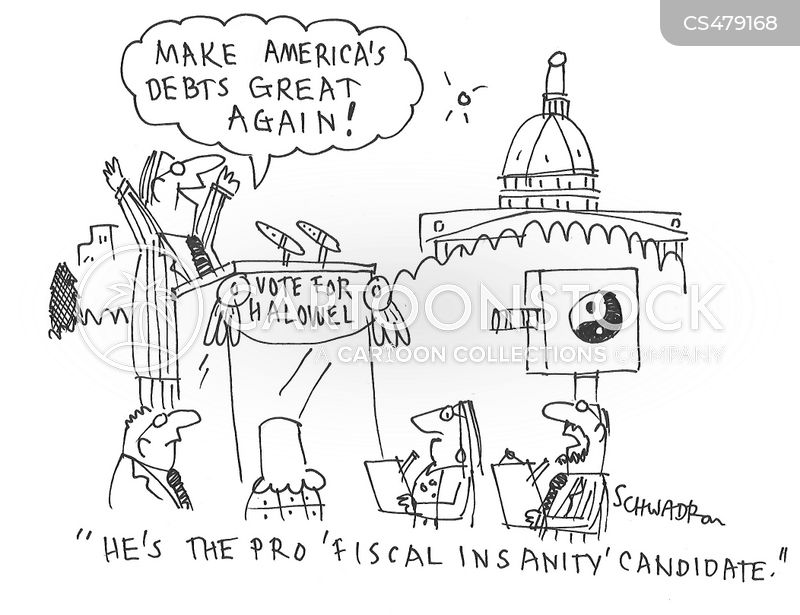 fiscal responsibility cartoon