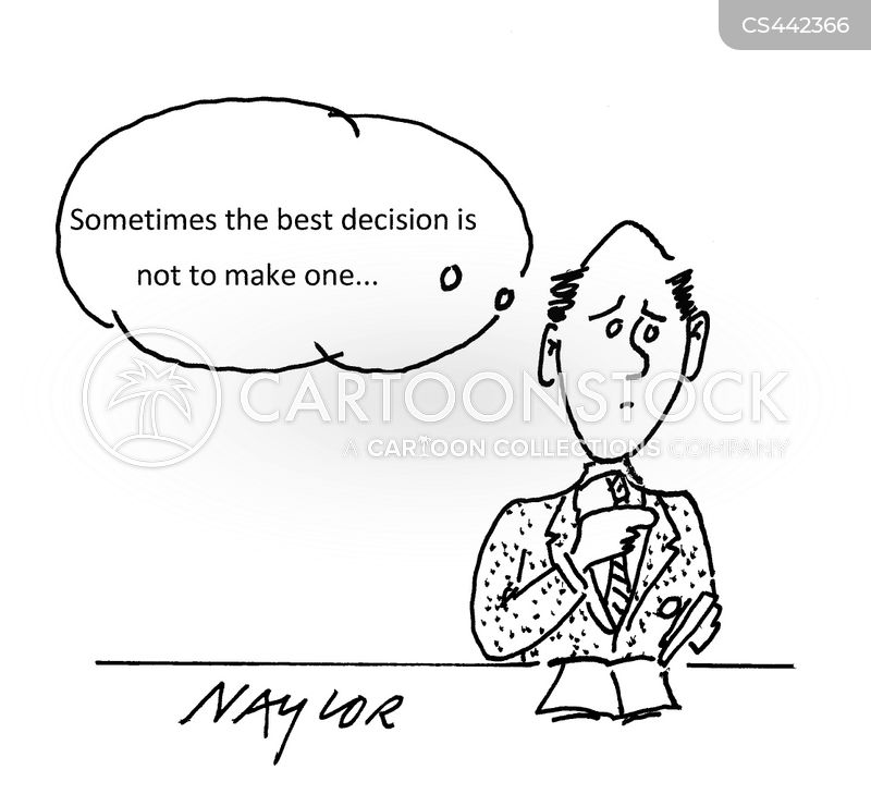Good Decision cartoons, Good Decision cartoon, funny, Good Decision picture, Good Decision pictures, Good Decision image, Good Decision images, Good Decision illustration, Good Decision illustrations