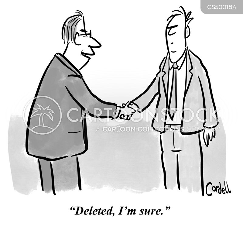 deleted cartoon