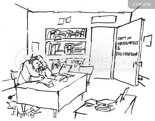 stumped cartoon