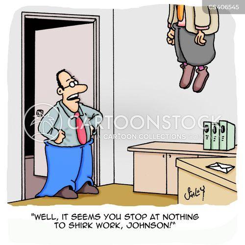 slacks cartoon