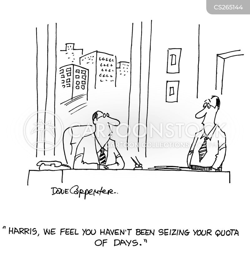 management techniques cartoon