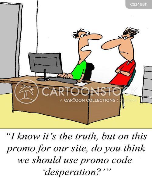 promo cartoon