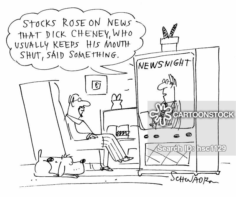 vice president chaney cartoon