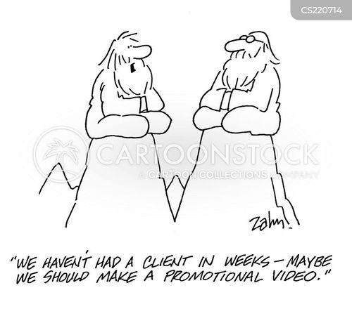 promos cartoon