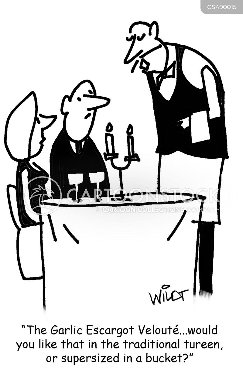 tureen cartoon