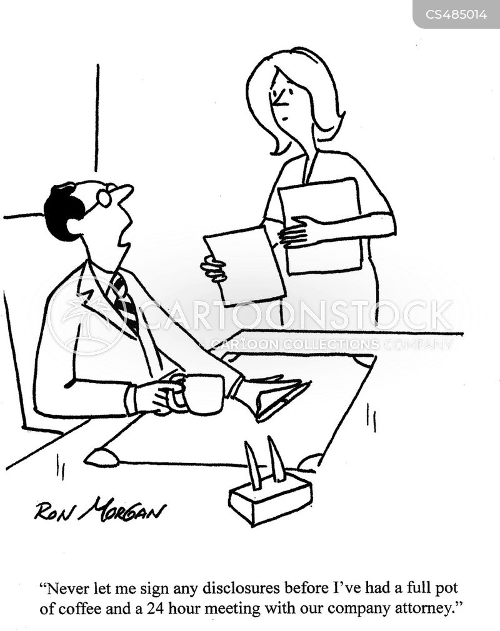 p.a. cartoon