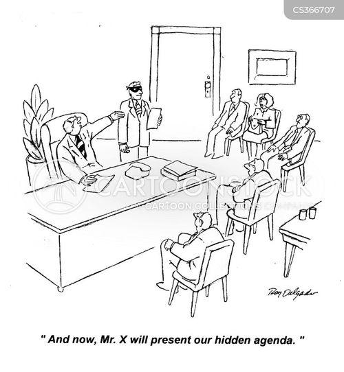 discrete cartoon