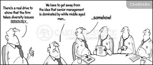 white men cartoon