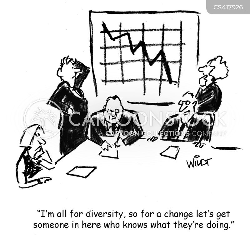 multicultural societies cartoon