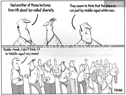 recruitment policy cartoon