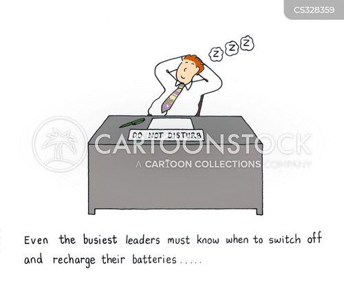 recharges cartoon