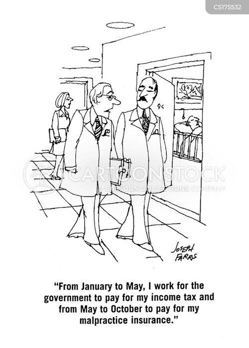 pay packet cartoon