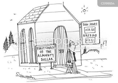 first church cartoon