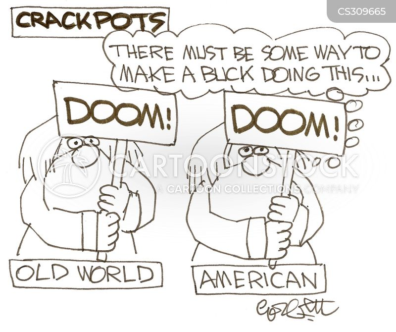 dooms cartoon