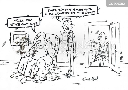 solicitation cartoon