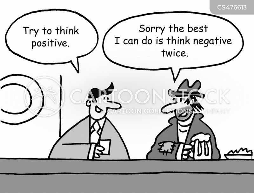 double negatives cartoon