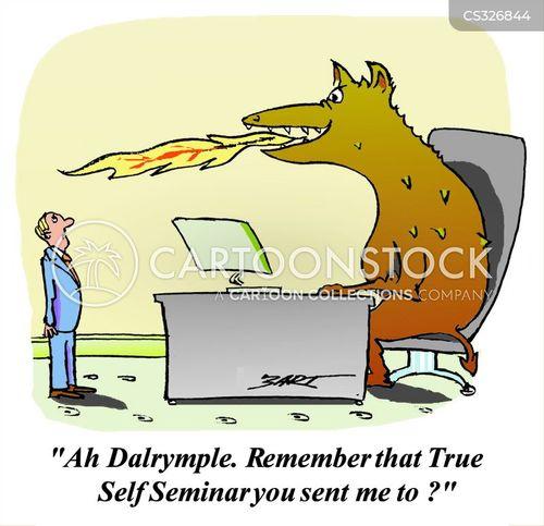 true self cartoon