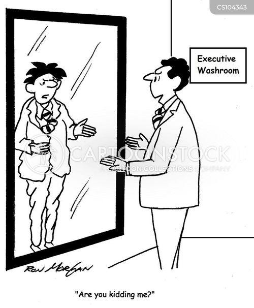 smartness cartoon
