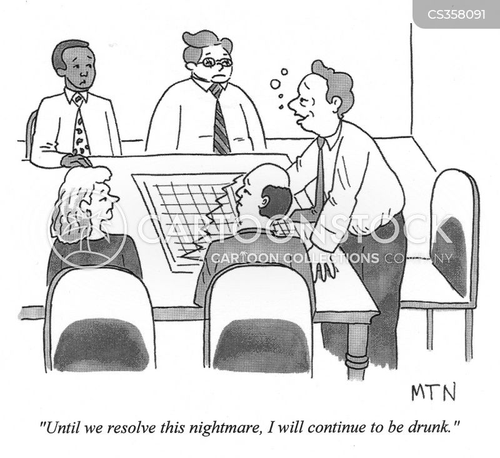 escapist cartoon