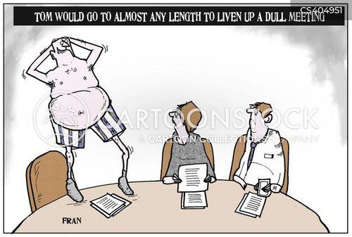 dullness cartoon