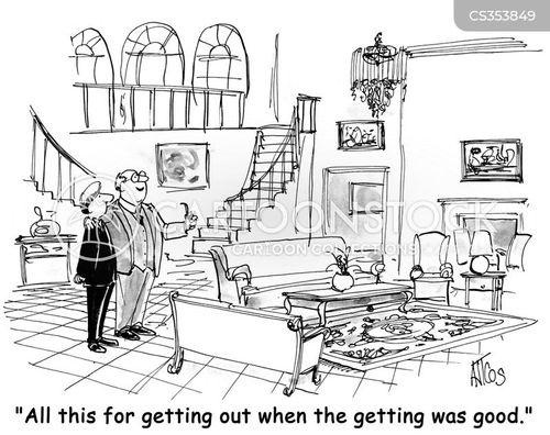 nyse cartoon