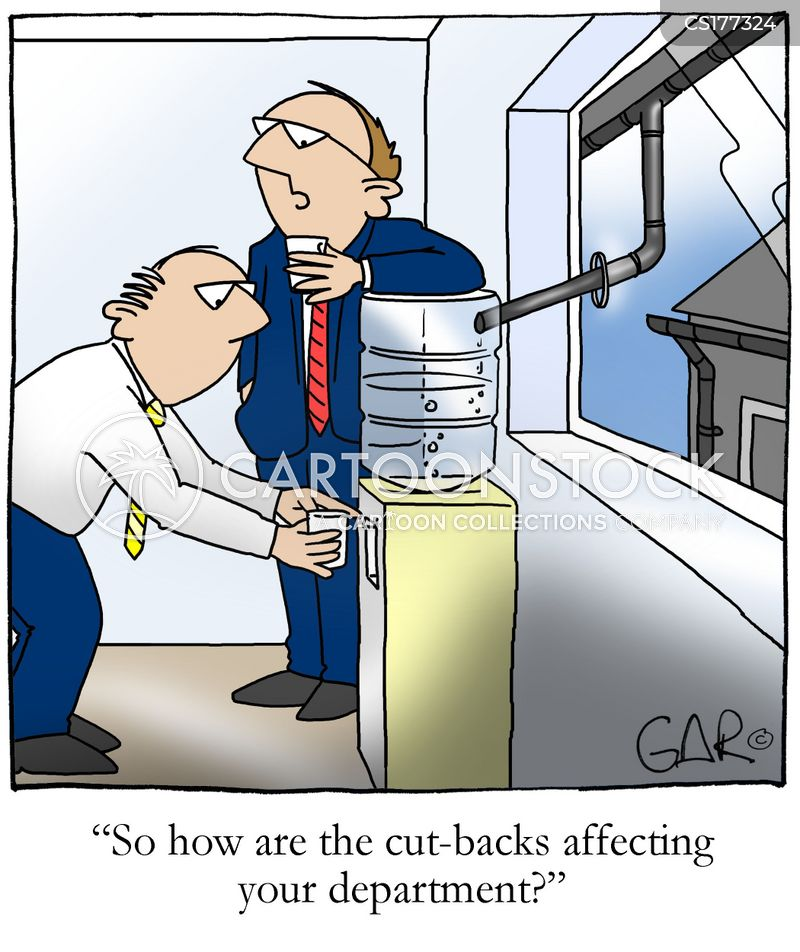 water coolers cartoon
