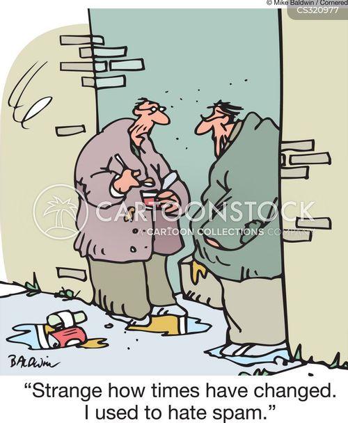 economic meltdown cartoon