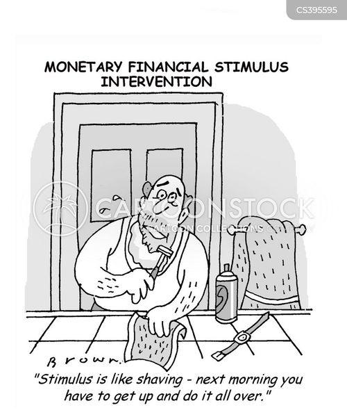 economic plan cartoon