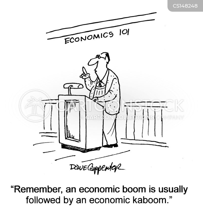 economics degree cartoon