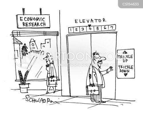 economic research cartoon