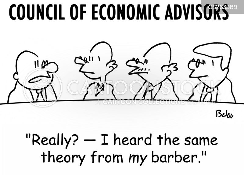economics council cartoon